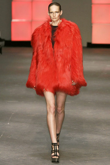 Marios Schwab Fall 2009
