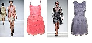 Shopping: Topshop Does Christopher Kane Inspired Frocks