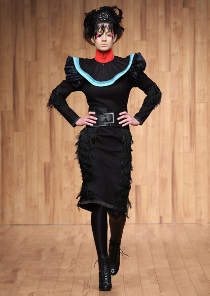 Mexico Fashion Week: Malafacha Fall 2009