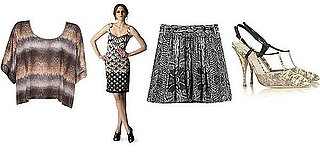 Shopping: Snakeskin Prints Add Texture