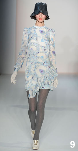 Karen Walker Fall 2009 Collection
