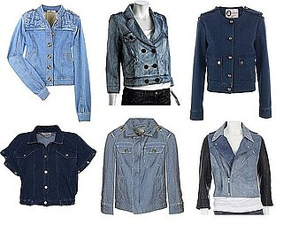 Shopping: Six New Denim Jackets
