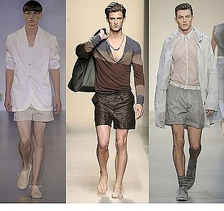 Spring 2010 Trend Report: Men's Shorts Get The Neutral Treatment