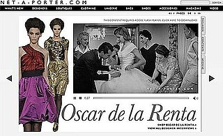 Net-a-Porter Teams Up With Oscar