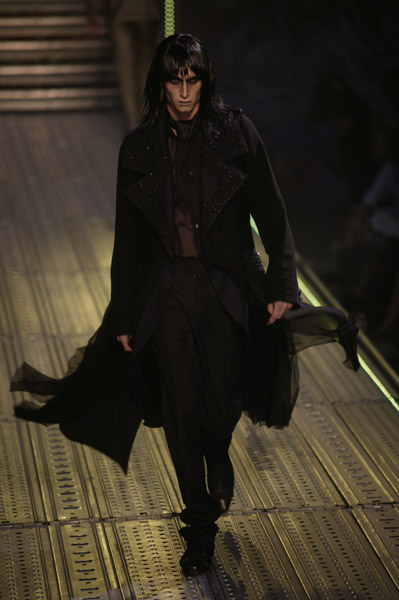 Paris: John Galliano Men's Spring 2010