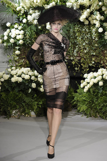 Christian Dior Fall 2009 Couture