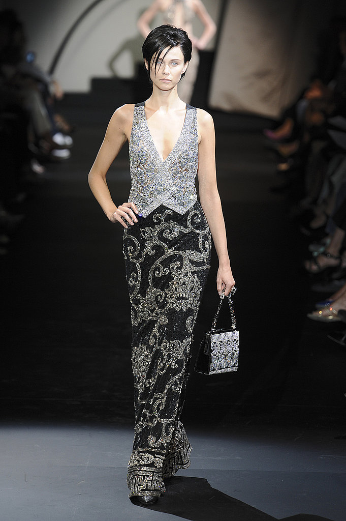 Giorgio Armani Prive 2009 Fall Haute Couture