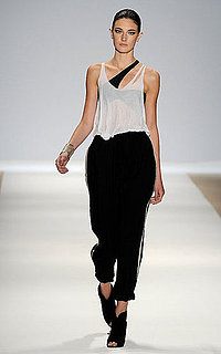 New York Fashion Week: Yigal Azrouël Spring 2010