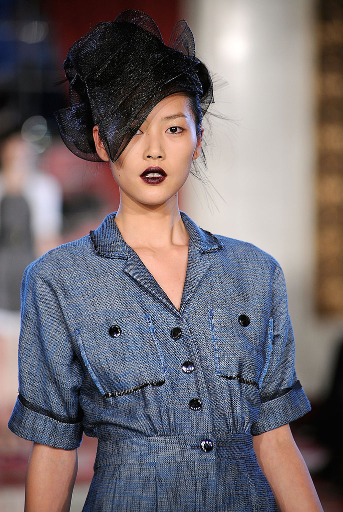 New York Fashion Week: Jason Wu Spring 2010