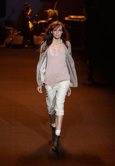 New York Fashion Week: Erin Wasson X RVCA Spring 2010