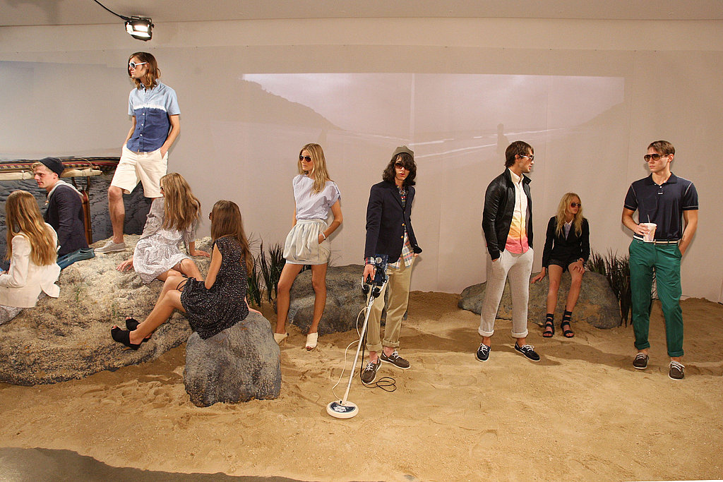 New York Fashion Week: Band of Outsiders/Boy Spring 2010
