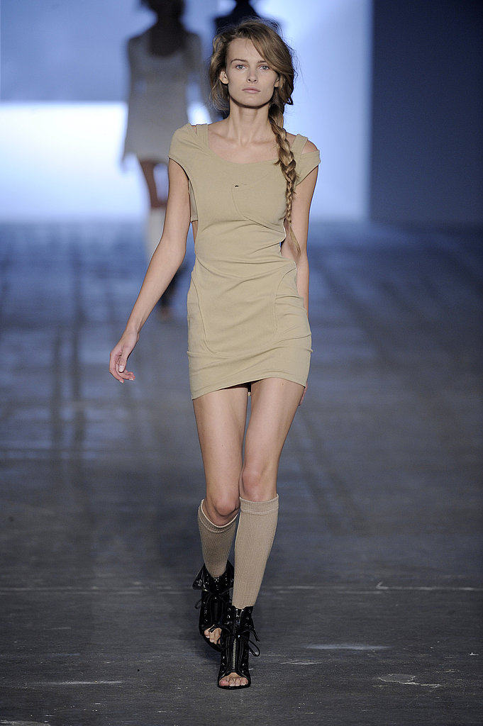 New York Fashion Week: Alexander Wang Spring 2010