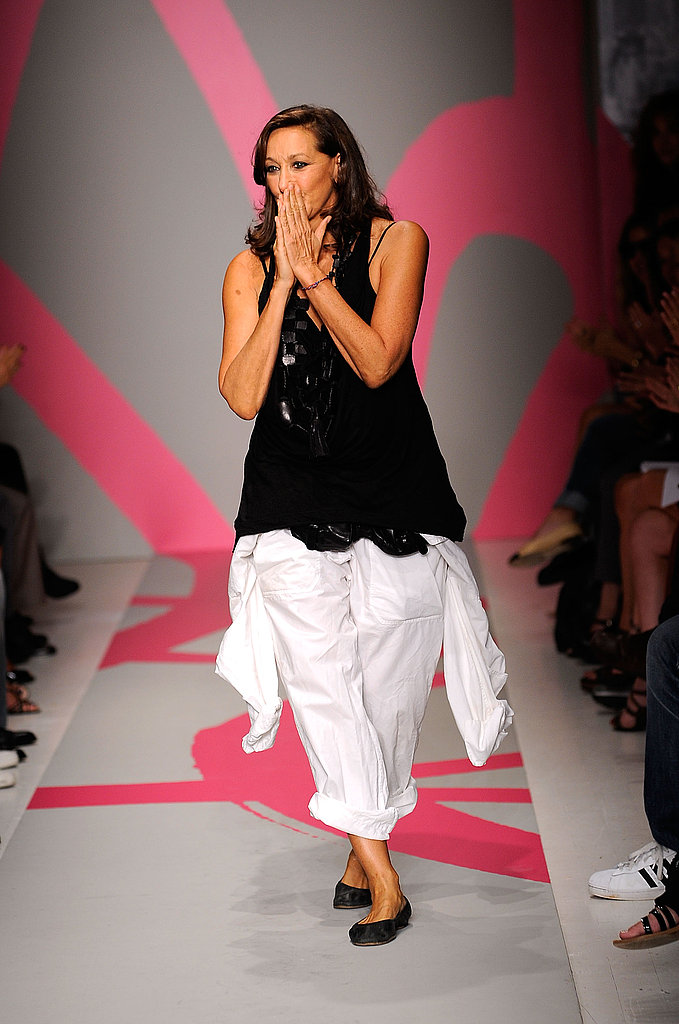 New York Fashion Week: DKNY Spring 2010