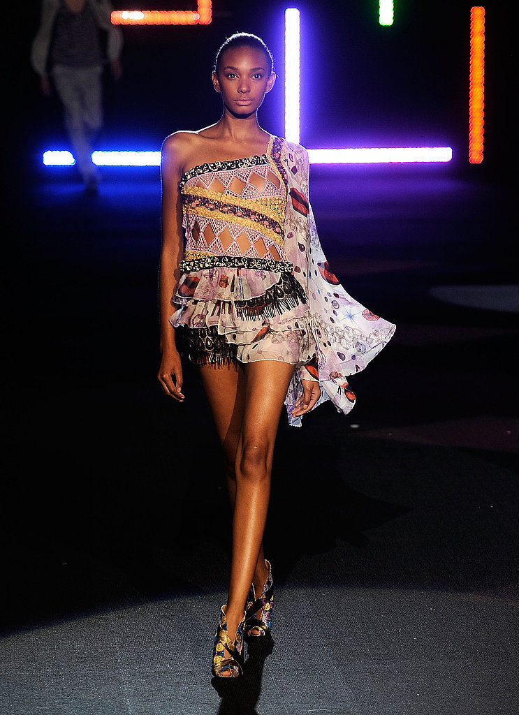 New York Fashion Week: Custo Barcelona Spring 2010