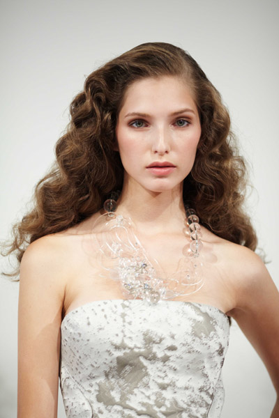 New York Fashion Week: J Mendel Spring 2010