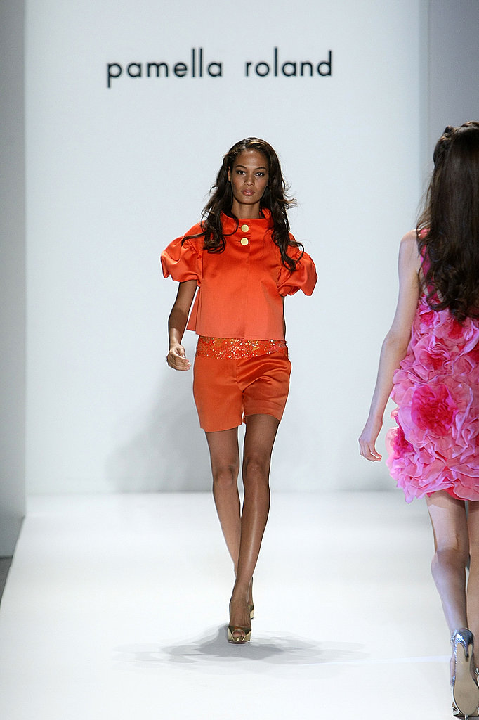 New York Fashion Week: Pamella Roland Spring 2010
