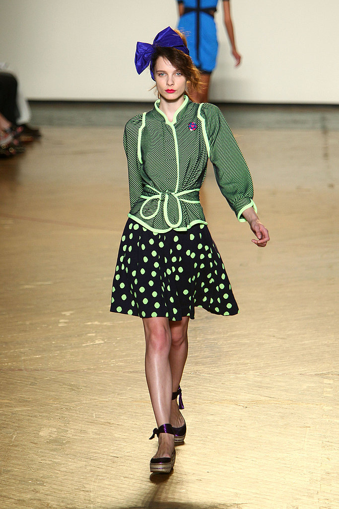 New York Fashion Week: Marc by Marc Jacobs Spring 2010