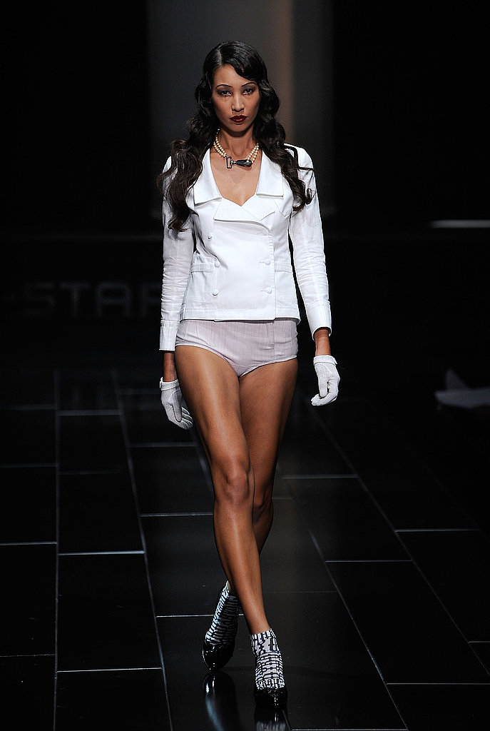 New York Fashion Week: G Star Spring 2010