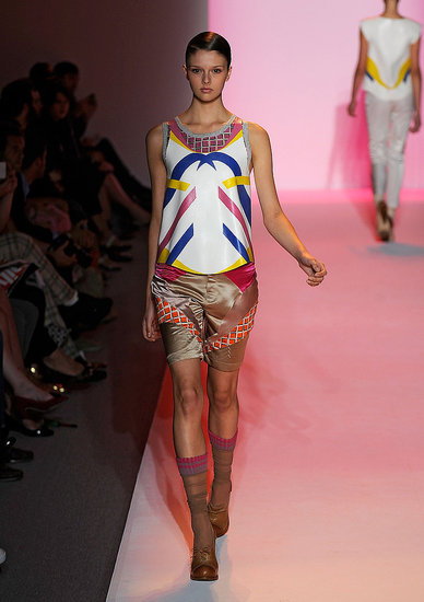 New York Fashion Week: Alexandre Herchcovitch Spring 2010