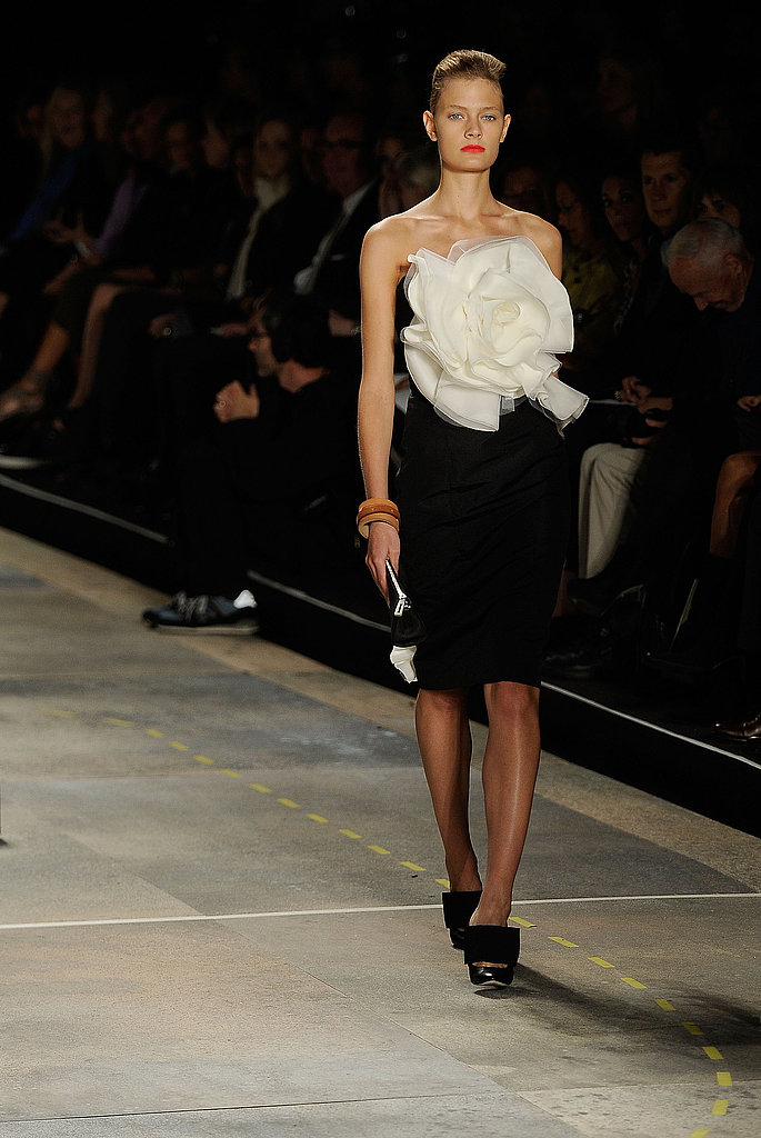 New York Fashion Week: Isaac Mizrahi Spring 2010