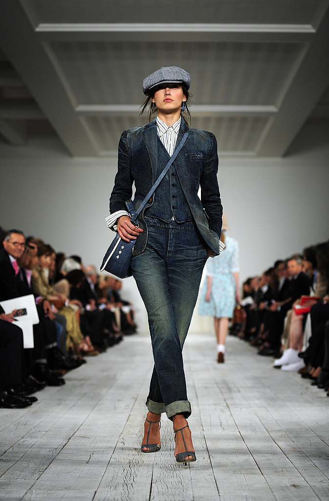 New York Fashion Week: Ralph Lauren Spring 2