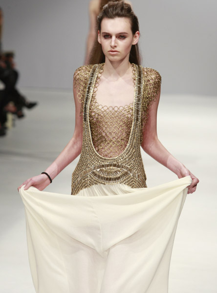London Fashion Week: Sass & Bide Spring 2010