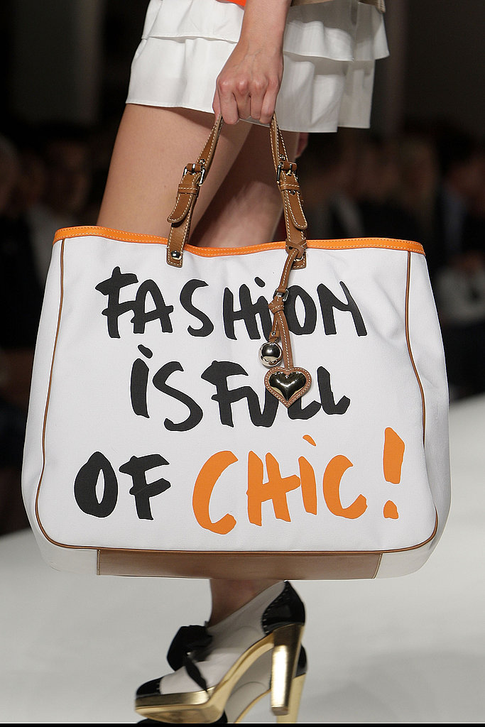 Milan Fashion Week: Moschino Cheap & Chic
