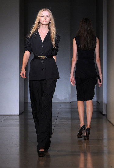 Milan Fashion Week: Jil Sander Spring 2010