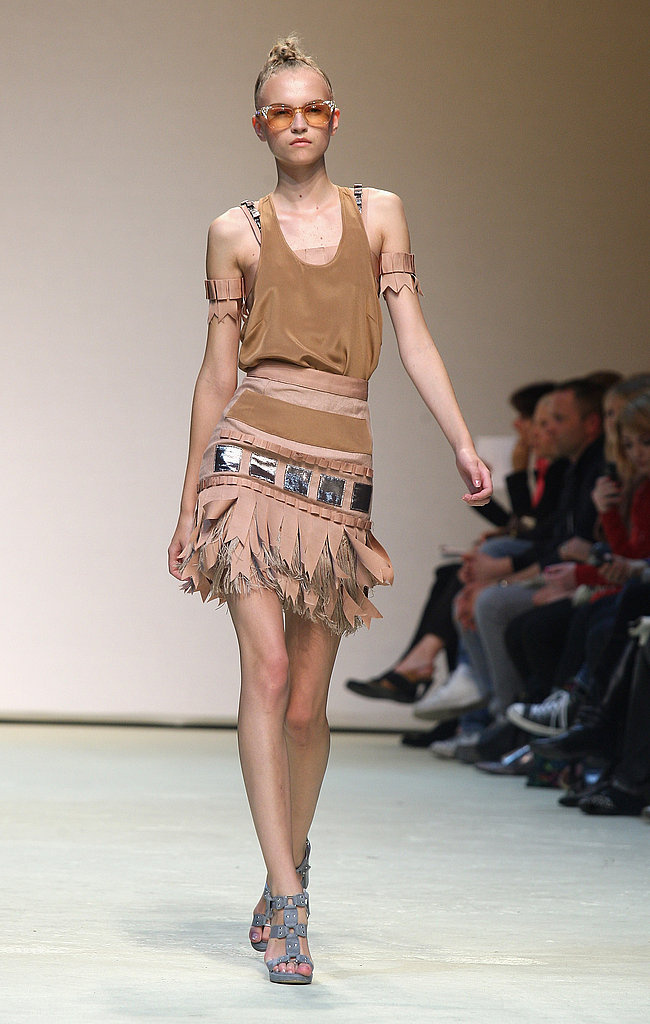 London Fashion Week: Richard Nicoll Spring 2010