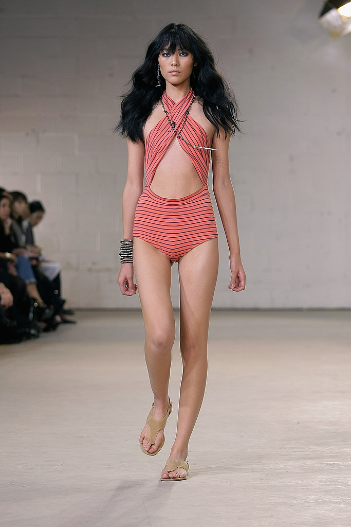 London Fashion Week: Twenty8Twelve Spring 2010