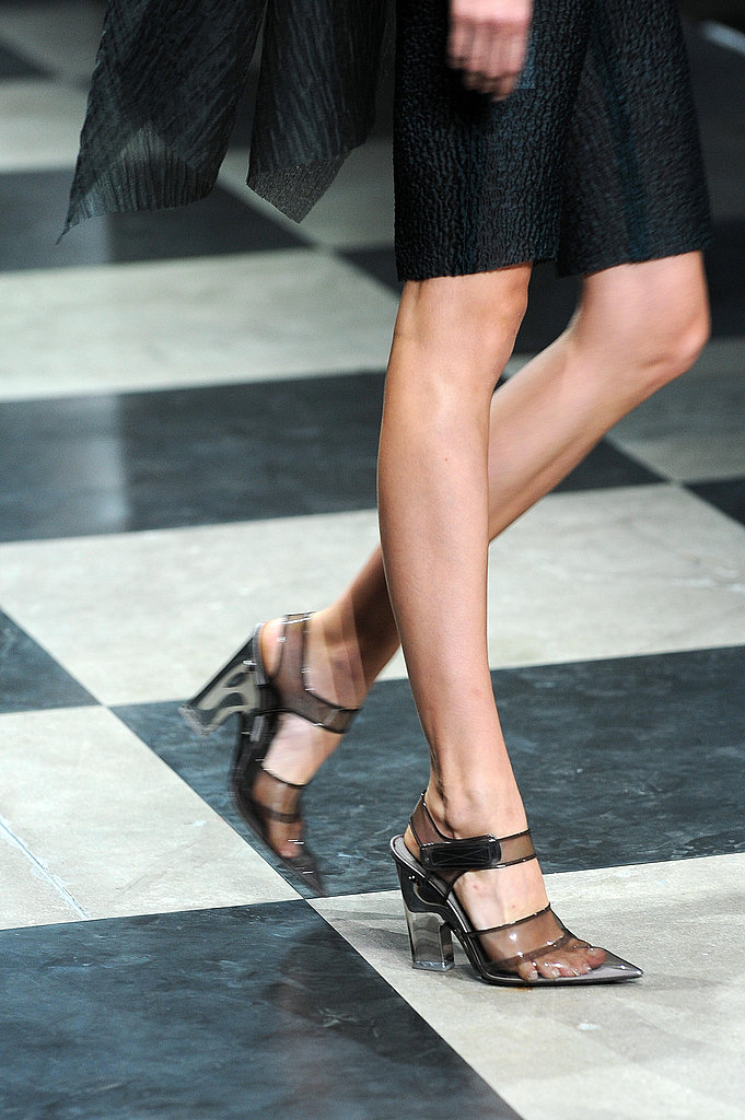 Milan Fashion Week: Prada Spring 2010