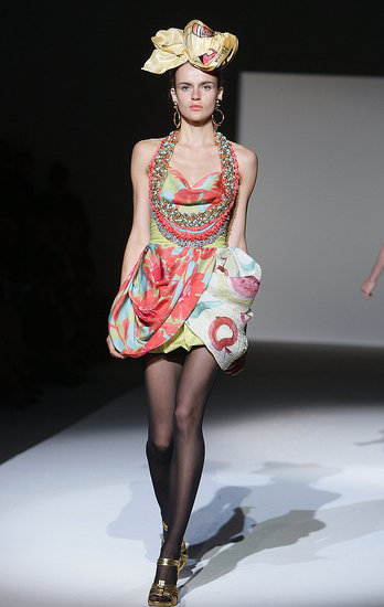 Milan Fashion Week: Moschino Spring 2010