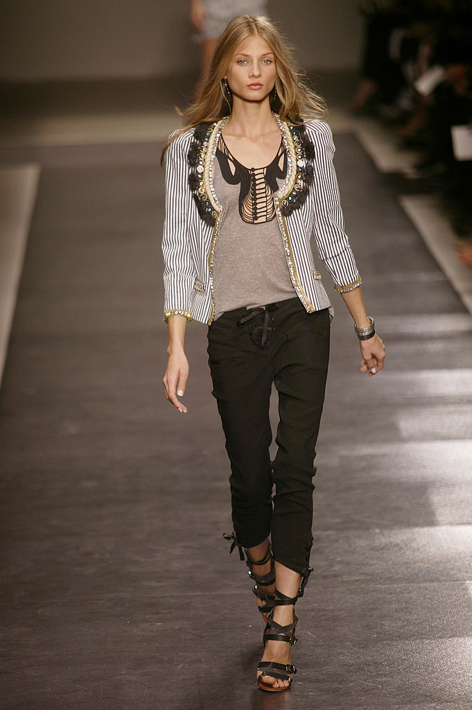 Paris Fashion Week: Isabel Marant Spring 2010