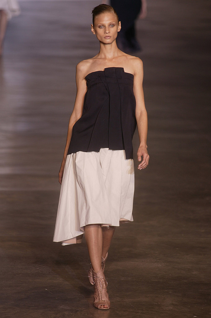 Paris Fashion Week: Cacharel Spring 2010