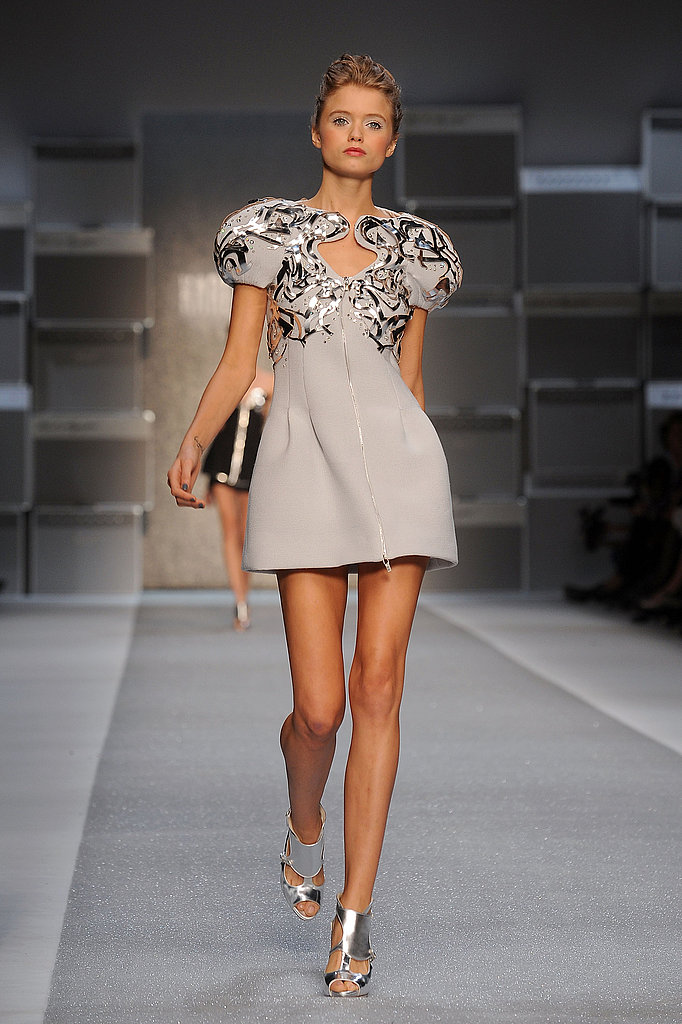 Paris Fashion Week: Karl Lagerfeld Spring 2010