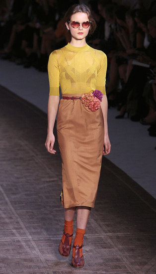 Paris Fashion Week: Rochas Spring 2010