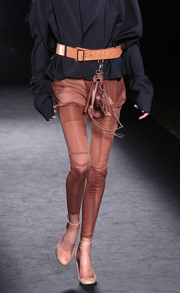 Paris Fashion Week: AF Vandevorst Spring 2010
