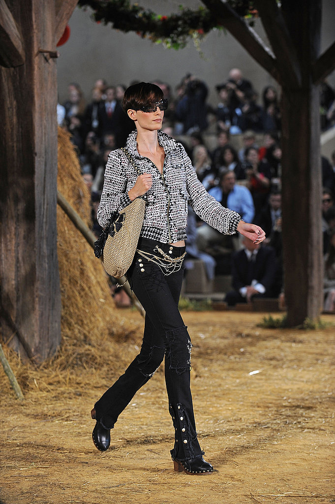 Paris Fashion Week: Chanel Spring 2010
