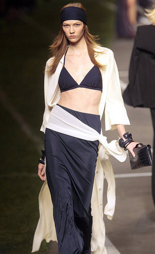 Paris Fashion Week: Hermès Spring 2010