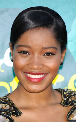Keke Palmer at the 2009 Teen Choice Awards