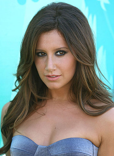 Ashley Tisdale at the 2009 Teen Choice Awards
