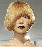 The Asymmetrical Bob