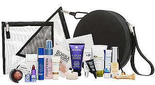 Shop at Beauty.com, Get a Set of Designer Travel Bags Stuffed With Luxe Samples