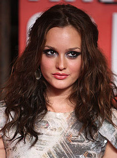 Leighton Meester at the 2009 MTV VMAs