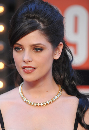 Ashley Greene's Hair at the 2009 VMAs 2009-09-14 16:28:30