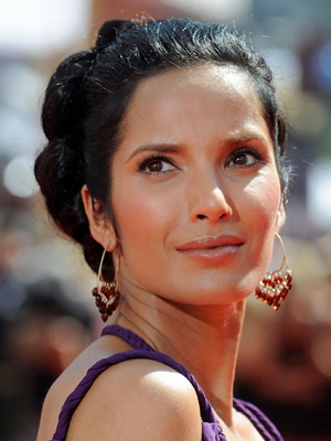 Photo of Padma Lakshmi at 2009 Primetime Emmy Awards 2009-09-20 19:20:25