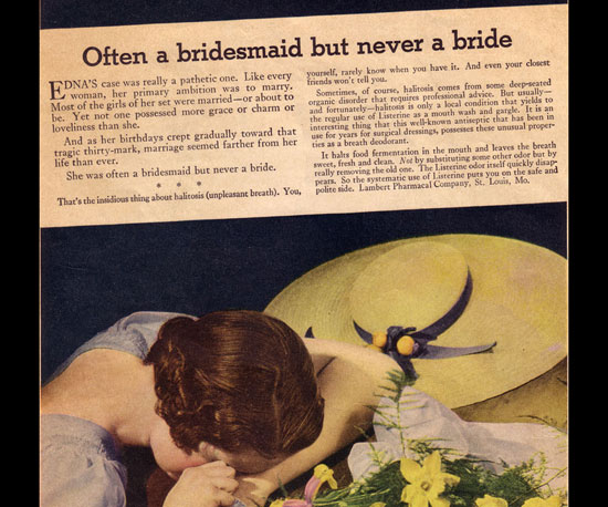 Often a Bridesmaid But Never a Bride