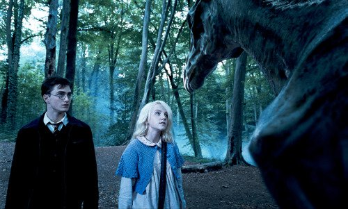 Pictures of Luna Lovegood