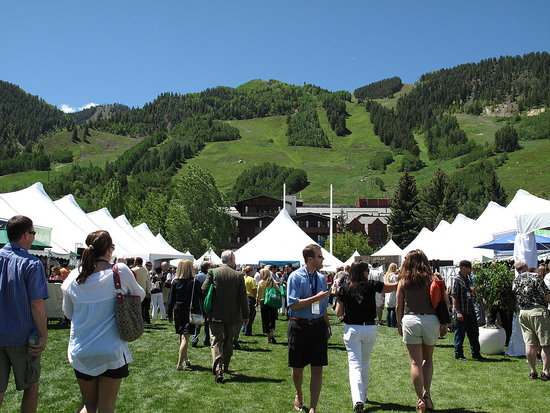 Highlights From the Grand Tasting at 2009 Aspen Food & Wine Classic