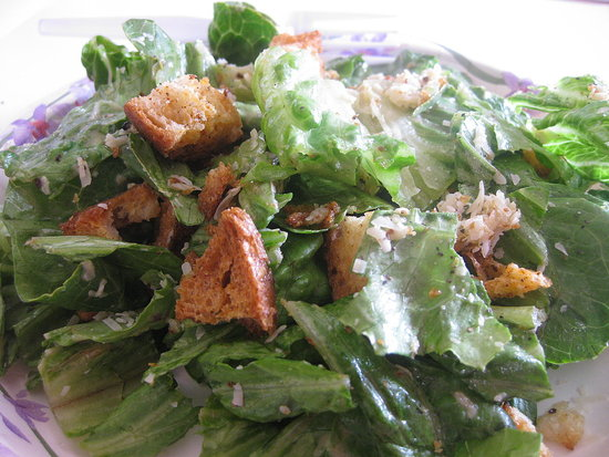 Caesar Salad Recipe 2009-06-26 12:08:07